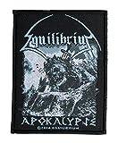 Equilibrium Aufnäher - Apokalypse - Equilibrium Patch - Gewebt & Lizenziert !!