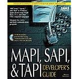 Mapi, Sapi, and Tapi: Developer's Guide by Michael C. Amundsen (1996-10-01)