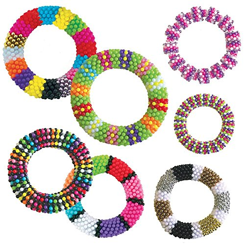 Zoom IMG-2 flower power beads 46000 set