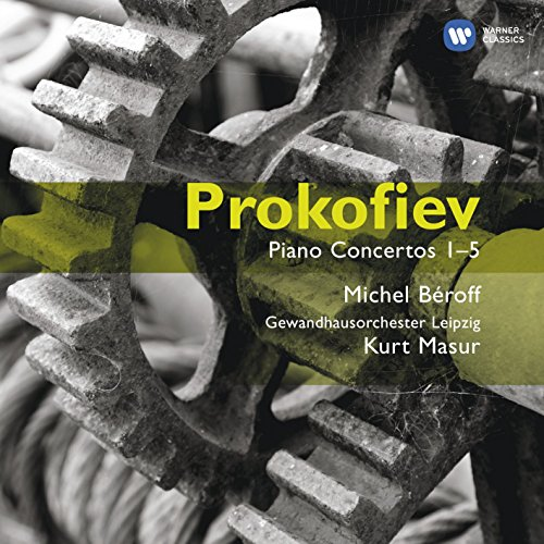 Concerto No. 4 for Piano (left-hand) and Orchestra No. 4 in B flat Op. 53 (1988 Remastered Version): I. Vivace