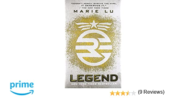 Amazon legend marie lu livres sciox Choice Image
