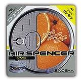 Air Spencer eikosha Fahrzeuge Aromatische Deodorant Kartusche 10teilig Jede Typ Citrus 40g × 10A1–10