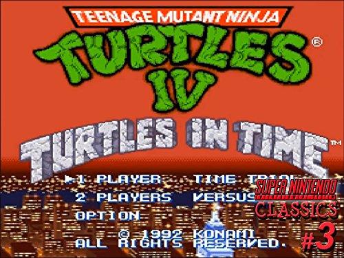 Clip: Turtles in Time - Diebstahl der Freiheitsstatue