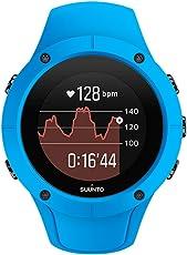 Suunto, Spartan Trainer Wrist HR, Orologio GPS multisport unisex, Durata batteria 10 ore, Impermeabile fino a 100 m, Misurazione della frequenza cardiaca al polso, Display a colori