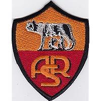 Patch Associazione Sportiva Roma fútbol Replica cm 8,5x 6,5parche bordado -994