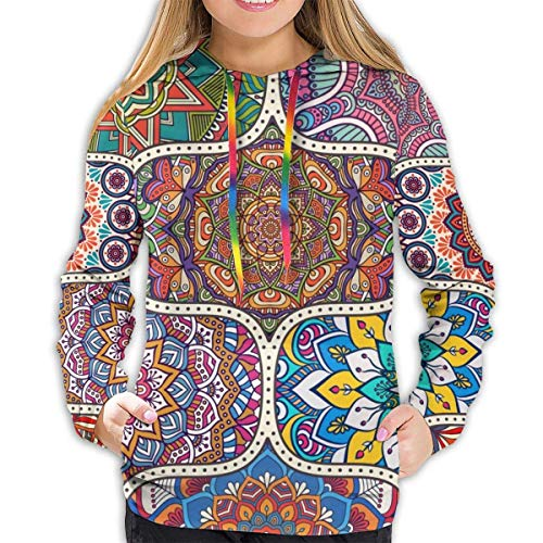 Fashion Pullover Hoodie Sweatshirts for Women,Long Sleeve Drawstring Athletic Hooded Tops with Pocket