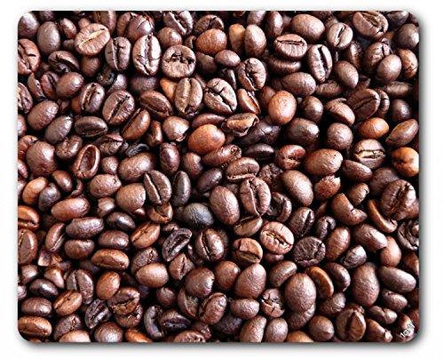 Preisvergleich Produktbild 1art1 93934 Kaffee - Feine Geröstete Kaffeebohnen Mauspad 23 x 19 cm