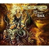25 Years In Rock by Doro (2011-09-13)