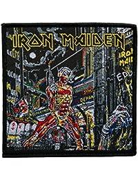 Unbekannt Iron Maiden–Somewhere in Time [Patch/Parche, Tejida] [sp2527]