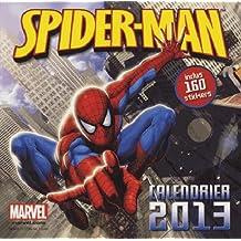 Calendrier Spider-Man 2013