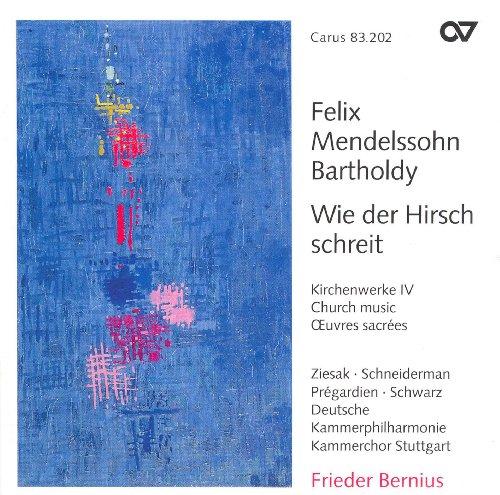 Mendelssohn, Felix: Church Mus...