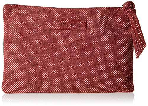 Easy Peasy 1e037541a, Poschette giorno donna Rouge (3Paillettes Bordeaux)