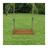 Soulet Timber seat Universal (1.9m - 3m swing height)