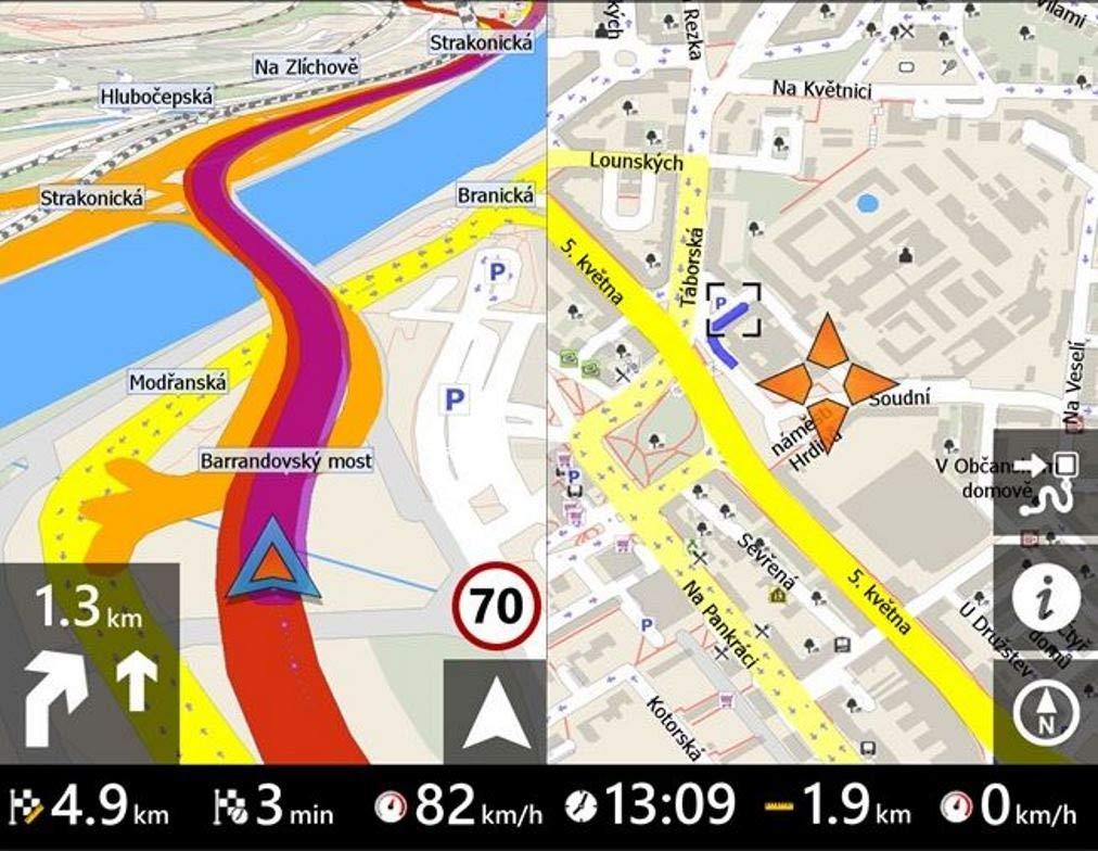 Elebest-City-90-Navigationsgert-Navi-Navigation-228cm-9Zoll-Touch-Display-32GB-Speicher-PKW-LKW-Wohnmobil-Auto-Bluetooth-GPS-Europa-Karte-Maps-sowie-Radarwarner-Blitzer-FM-3D