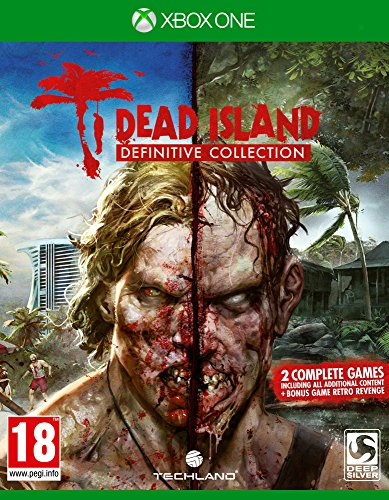 Koch Media Dead Island Definitive Collection, Xbox One Collectors Xbox One English video game - video games (Xbox One, Xbox One, Survival / Horror, RP (Rating Pending), Physical media) - Amazon Videogiochi