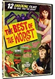 Best of the Worst - 12 Horror Movie Collection: Eegah - The Amazing Transparent Man - Dementia 13 - Mesa of Lost Women + 8 more! by Boris Karloff