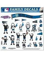 MLB Toronto Blue Jays Large Family Decal Set by Siskiyou