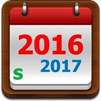 US Calendar 2017