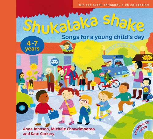 Songbooks – Shukalaka shake: Songs for a young child's day