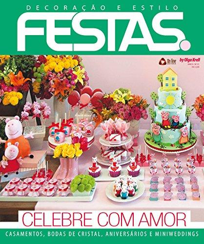 Decoração e Estilo Festas 31 (Portuguese Edition) por On Line Editora