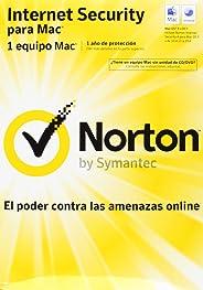 Symantec Norton Internet Security 5, 1U, Mac, BOX, Maintenance