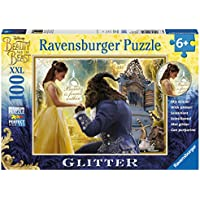 Ravensburger 10960 Disney Beauty and The Beast XXL Jigsaw Puzzle - 100 Pieces