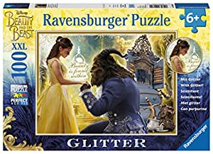 Ravensburger Disney Beauty & The Beast XXL 100pc Jigsaw Puzzle