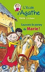 Sauvons le poney de Marie