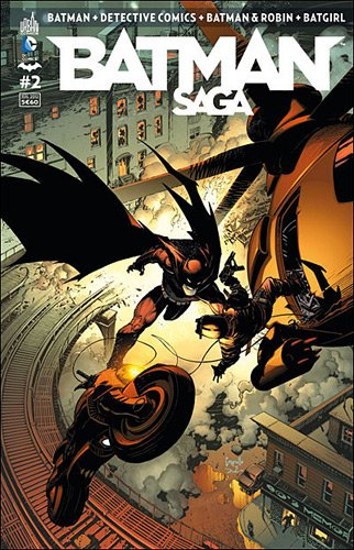 Batman, saga 2 par Scott Snyder, Tony Daniel, Peter Tomasi, Gail Simone