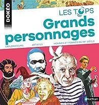 Grands personnages par Christophe Ouillien