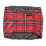 Glenndarcy Dog Pants Size XL & XXL - Male 'Riptape' Dog Belly Band Nappy/Washable Diaper - Waterproof Fabric - Incontinence/Urine Marking