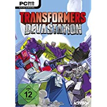 Transformers Devastation - [PC]
