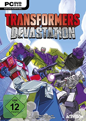 Transformers Devastation - [PC] - Transformers G1 Serie