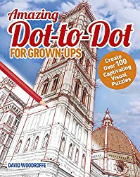 Amazing Dot-To-Dot for Grown Ups