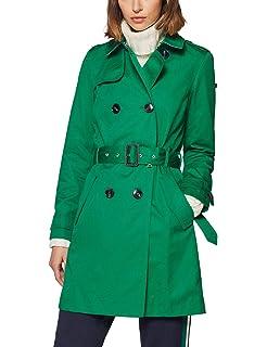 ESPRIT Collection Damen 126EO1G020 Mantel, Beige (Skin Beige