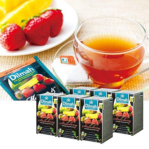 maldives-sri-lanka-souvenir-diruma-flavor-tea-mango-strawberry-6-box-set