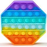 APPSOLS Pop it fidget toy, push pop antistress per adulti/bambini, Giocattolo Sensoriale per Autismo Bisogno Speciale…