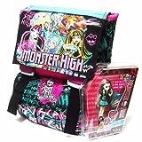 Kidz Corner Monster High Kinder-Rucksack, 75 cm, 126 liters, Blau (Blu)