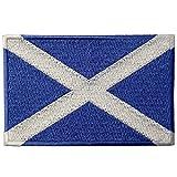 Bandera de Escocia Scottish National Emblema Bordado Hierro en Coser el Parche