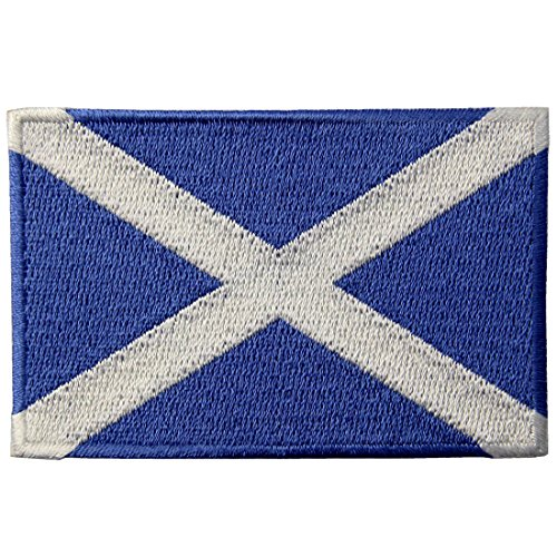 Bandera Escocia Scottish National Emblema