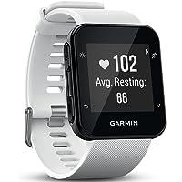 Garmin Forerunner 35 GPS-Laufuhr, Herzfrequenzmessung am Handgelenk, Smart Notifications, Lauffunktionen…
