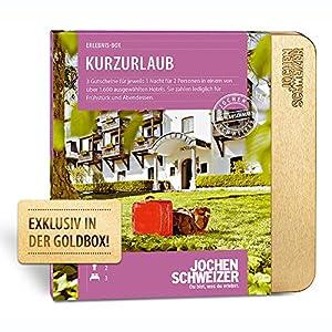 Erlebnis-Box 'Kurzurlaub für 2'