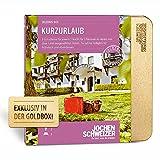Jochen Schweizer Hotelgutschein KURZURLAUB für 2 : 3ÜN für 2 Personen : 1.200 Hotels : inkl. Geschenkbox