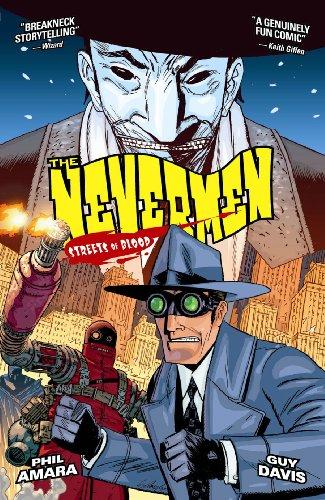 Descargar Pdf The Nevermen Volume 2 Streets Of Blood Streets Of