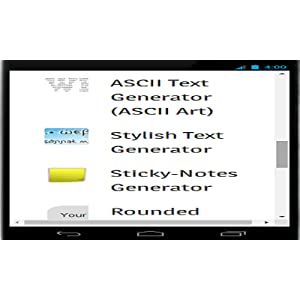 ASCII Art Image Generator: Amazon co uk: Appstore for Android