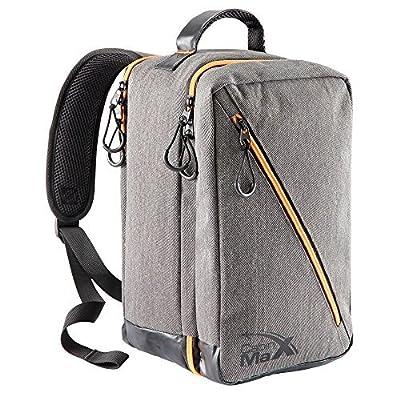 Oxford Stowaway Bag - 20x35x20cm - Carry élégant sur la cabine sac parfait pour allocation de sac Ryanair Deuxième