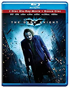 The Dark Knight + Bonus Disc (2-Disc Set)