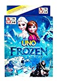 #4: Playing Cards (UNO Cards Frozen Collection)