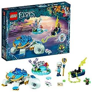 LEGO- Elves Naida l'Agguato della Tartaruga Acquatica, Multicolore, 41191 LEGO elves LEGO