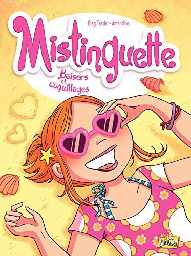 Mistinguette - Tome 2 - Baisers et coquillages (Miss Jungle!)